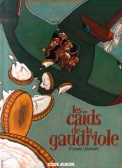 Les caïds de la gaudriole - Couverture - Format classique