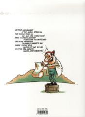 Les caïds de la gaudriole - 4ème de couverture - Format classique