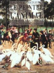 Peintre Et L Animal - Couverture - Format classique