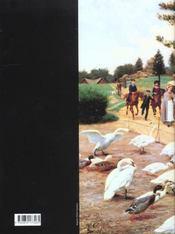 Peintre Et L Animal - 4ème de couverture - Format classique