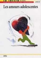 Lettre Du Grape N.45 ; Les Amours Adolescentes - Couverture - Format classique