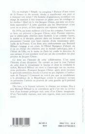 L'autre chirac - 4ème de couverture - Format classique