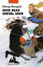 Beau Cheval Noir (Mon) - Couverture - Format classique