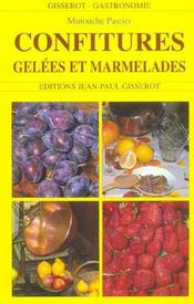 Confitures, Gelees Et Marmalades - Intérieur - Format classique