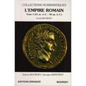 L'empire romain t.2 - Couverture - Format classique