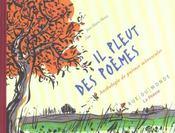 Il pleut des poèmes ; anthologie de poèmes minuscules - Intérieur - Format classique