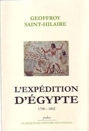 L'expédition d'Egypte 1798-1802 - Intérieur - Format classique