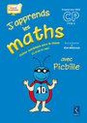 Vente livre :  J'APPRENDS LES MATHS  - Collectif