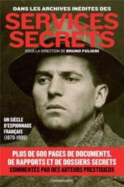 Dans les archives inédites des services secrets - Couverture - Format classique