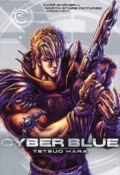 Cyber blue t.2 - Couverture - Format classique