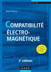 Compatibilité électromagnétique (2e édition) - Couverture - Format classique