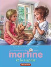 Martine et la surprise