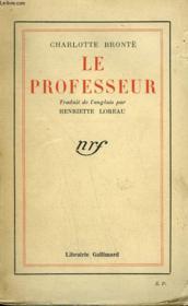 Le Professeur. - Couverture - Format classique