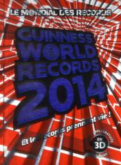 Vente livre :  Guinness world records (édition 2014)  - Collectif