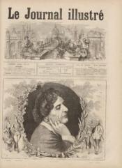 Journal Illustre (Le) N°40 du 04/10/1874 - Couverture - Format classique