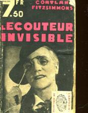 L'Ecouteur Invisible - The Whispering Window N°146 - Couverture - Format classique