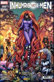 Vente livre :  Inhumans VS X-Men N.2  - Inhumans Vs X-Men
