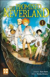 Vente livre :  The promised Neverland T.1  - Kaiu Shirai - Posuka Demizu
