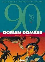 Dorian Dombre ; intégrale t.1 à t.3 - Intérieur - Format classique