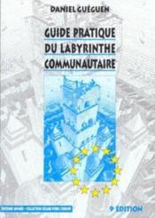 Guide pratique du labyrinthe communautaire - Couverture - Format classique