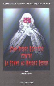 Jean-Pierre Bouyxou contre la femme au masque rouge - Intérieur - Format classique