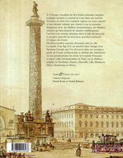 Apollon dans la ville ; essai sur le théâtre et l'urbanisme à l'époque des Lumières - 4ème de couverture - Format classique