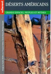 Revue Monde N.102 ; Les Déserts Américains ; Grands Espaces, Peuples Et Mythes - Intérieur - Format classique