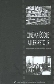 Cinema Et Ecole Aller Retour - Intérieur - Format classique