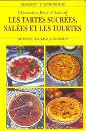 Tartes Et Tourtes Salees Et Sucrees - Intérieur - Format classique