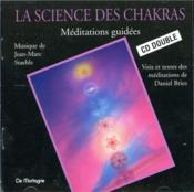 La Science Des Chakras - Livre Audio 2 Cd - Couverture - Format classique