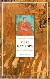 Vie De Gampopa - Couverture - Format classique