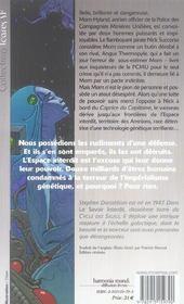 Le Cycle Des Seuils T.2 ; Le Savoir Interdit - 4ème de couverture - Format classique