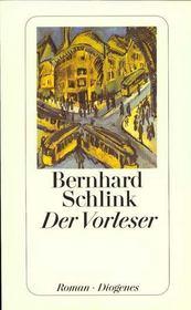 Vorleser (Der) - Intérieur - Format classique