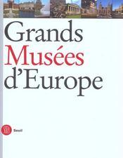 Grands musees d'europe - Intérieur - Format classique