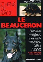 Le Beauceron - Intérieur - Format classique