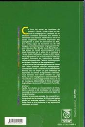 Les Musiques A L'Ecole - 4ème de couverture - Format classique