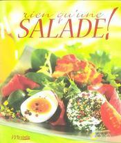 Rien qu'une salade - Intérieur - Format classique
