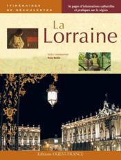 La Lorraine - Couverture - Format classique