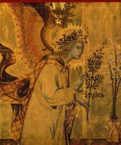 Les Peintres De Sienne - 4ème de couverture - Format classique