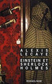 Einstein et Sherlock Holmes - Intérieur - Format classique