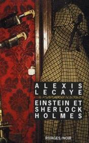 Einstein et Sherlock Holmes - Couverture - Format classique