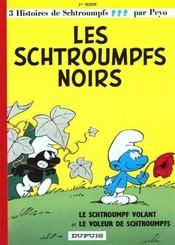 Les Schtroumpfs t.1 ; les Schtroumpfs noirs - Intérieur - Format classique