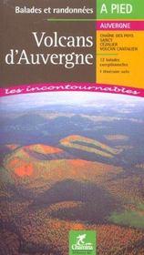 Balades Et Randonnees ; Volcans D'Auvergne - Intérieur - Format classique