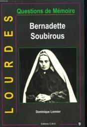 Bernadette Soubirous (Lourdes) - Couverture - Format classique