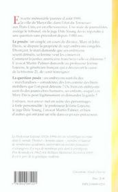 Embryon, Mon Amour ; Jerome Lejeune A Maryville - 4ème de couverture - Format classique