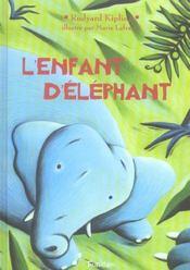 L'enfant d'éléphant - Intérieur - Format classique