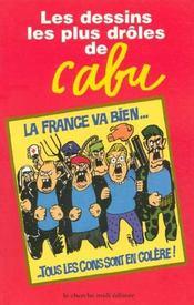 Les dessins les plus drôles de Cabu - Intérieur - Format classique