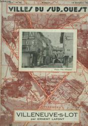 Villeneuve Sur Lot - Couverture - Format classique