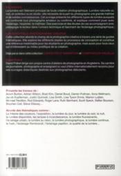 Éclairage - 4ème de couverture - Format classique