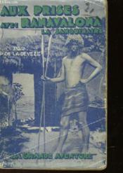 Aux Prises Avec Ranavalona La Sanguinaire - Couverture - Format classique